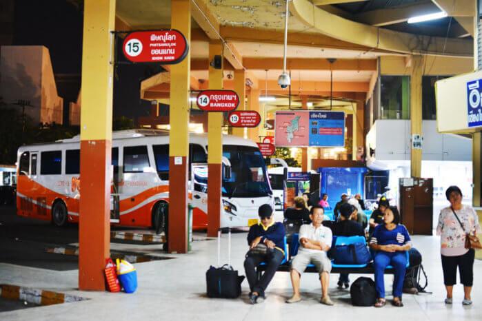 チェンマイからメーホーンソーンへの行き方<バス>