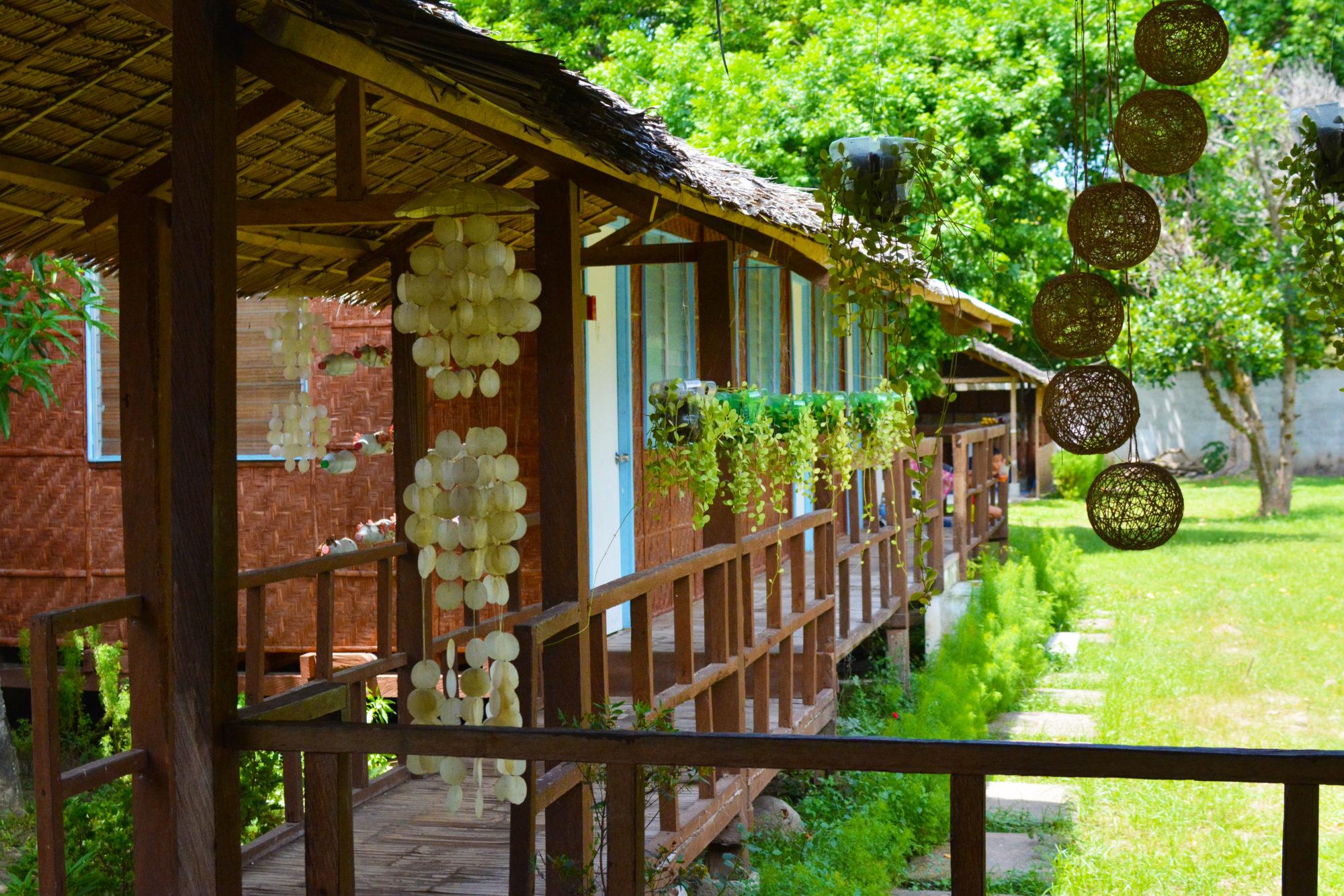 La Fusion Garden Resortのテントに泊まってみた<おすすめゲストハウス>