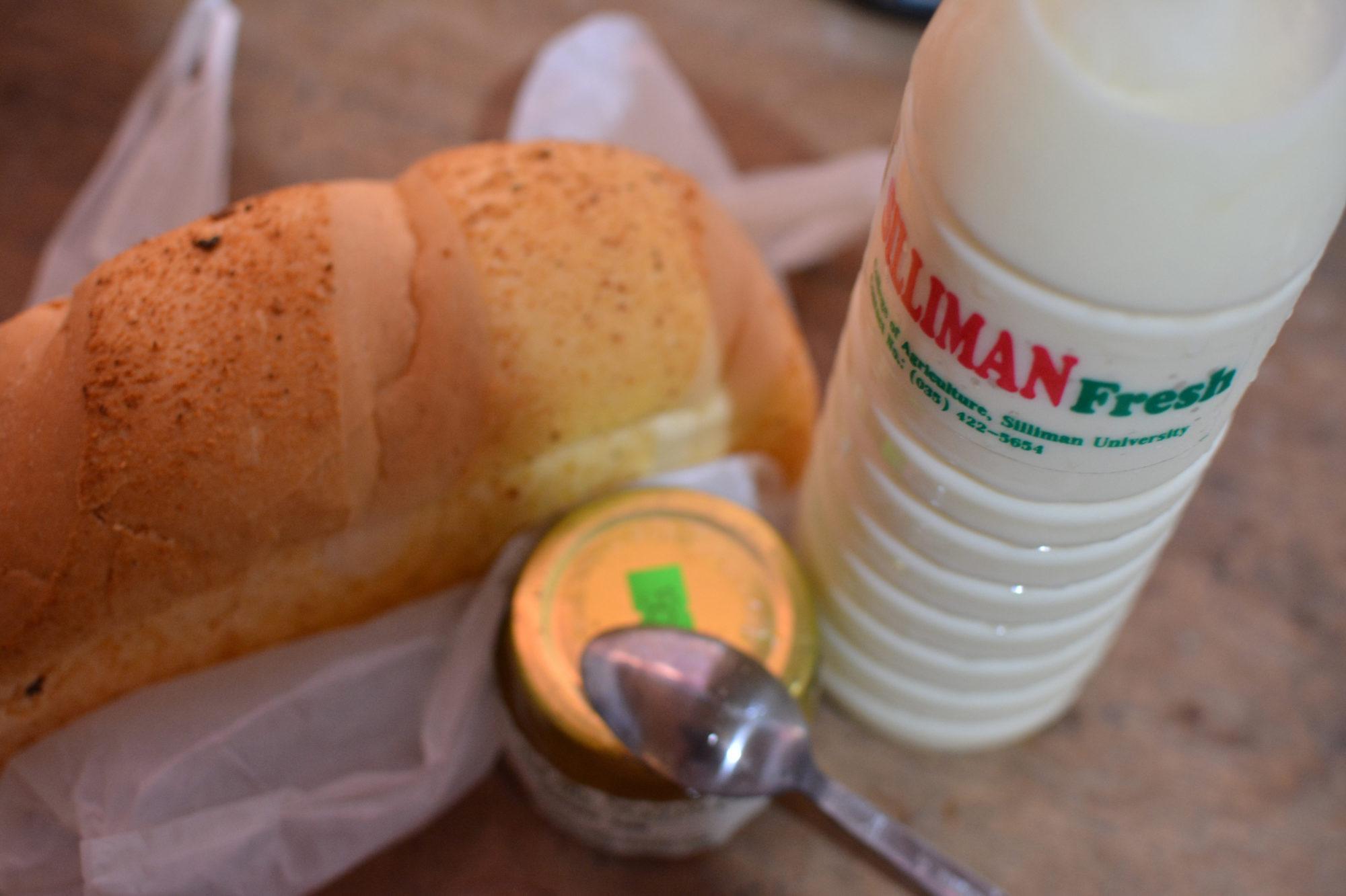 シリマン大学の農場に行ってみよう、フレッシュな食料が購入できるよ!