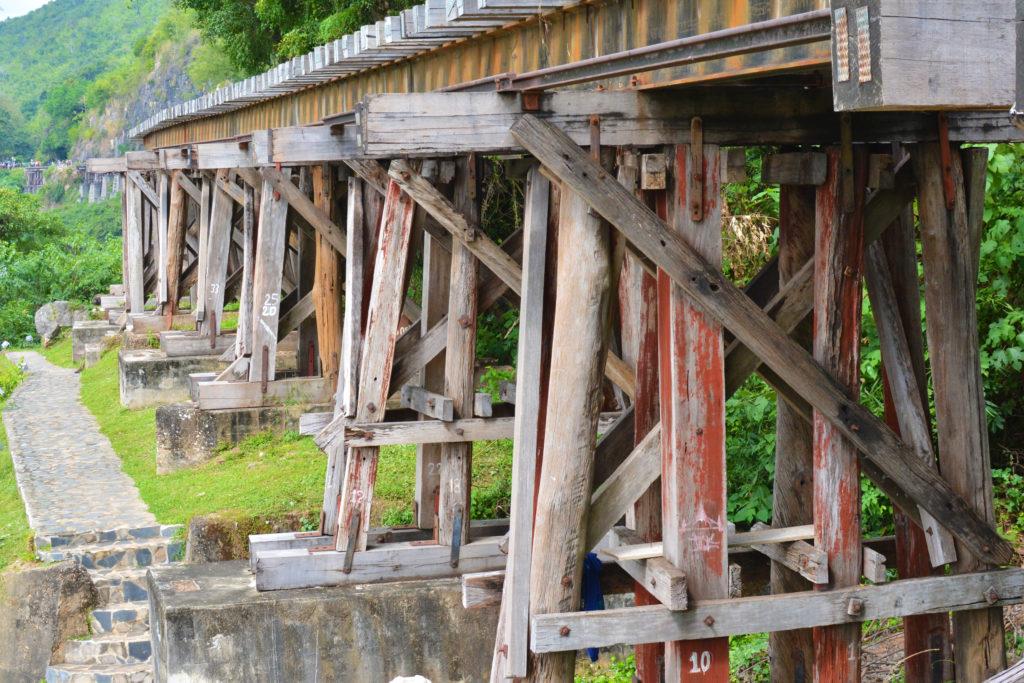 タム・クラセー桟道橋 アルヒル桟道橋