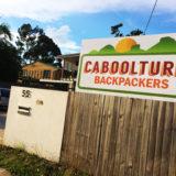 カブルチャー  バックパッカーズ caboolture backpackers