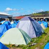 リトルデビルバックパッカーズ キャンプ テント