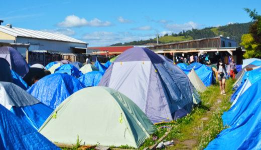【タスマニア】リトルデビルバックパッカーズでキャンプをしよう!最低限準備するものまとめ